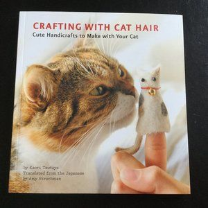 Other - Crafting with Cat Hair Book